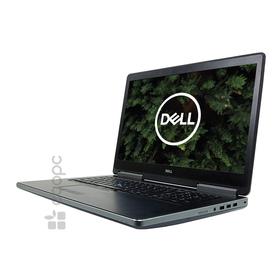 """Dell Precision 7710 / Intel Xeon E3-1535M / 16 GB / 256 SSD / 17"""" / Nvidia Quadro M3000M"""