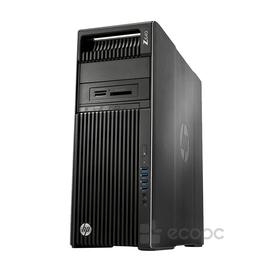 HP Z640 Workstation Tower / Intel Xeon E5-2620 V3 / 32 GB / 512 SSD