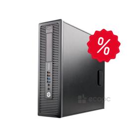 HP EliteDesk 800 G2 SFF / Intel Core I3-6100 / 4 GB / 500 HDD