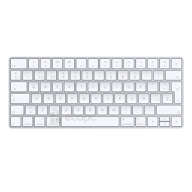 Clavier sans fil Apple A1644 Magic Keyboard QWERTY