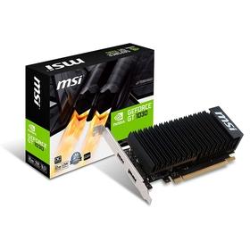 MSI NVIDIA GeForce GT 1030 DDR4 GPU