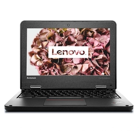 "Lenovo Thinkpad 11E / Intel Core M-5Y10C / 4 GB / 128 SSD / 11"" - vue de face"
