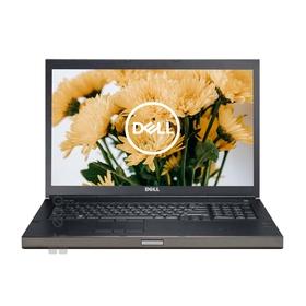 """Dell Precision M6800 / Intel Core I7-4810MQ / 16 GB / 15"""" / NVIDIA Quadro K3100M / No Webcam front view"""